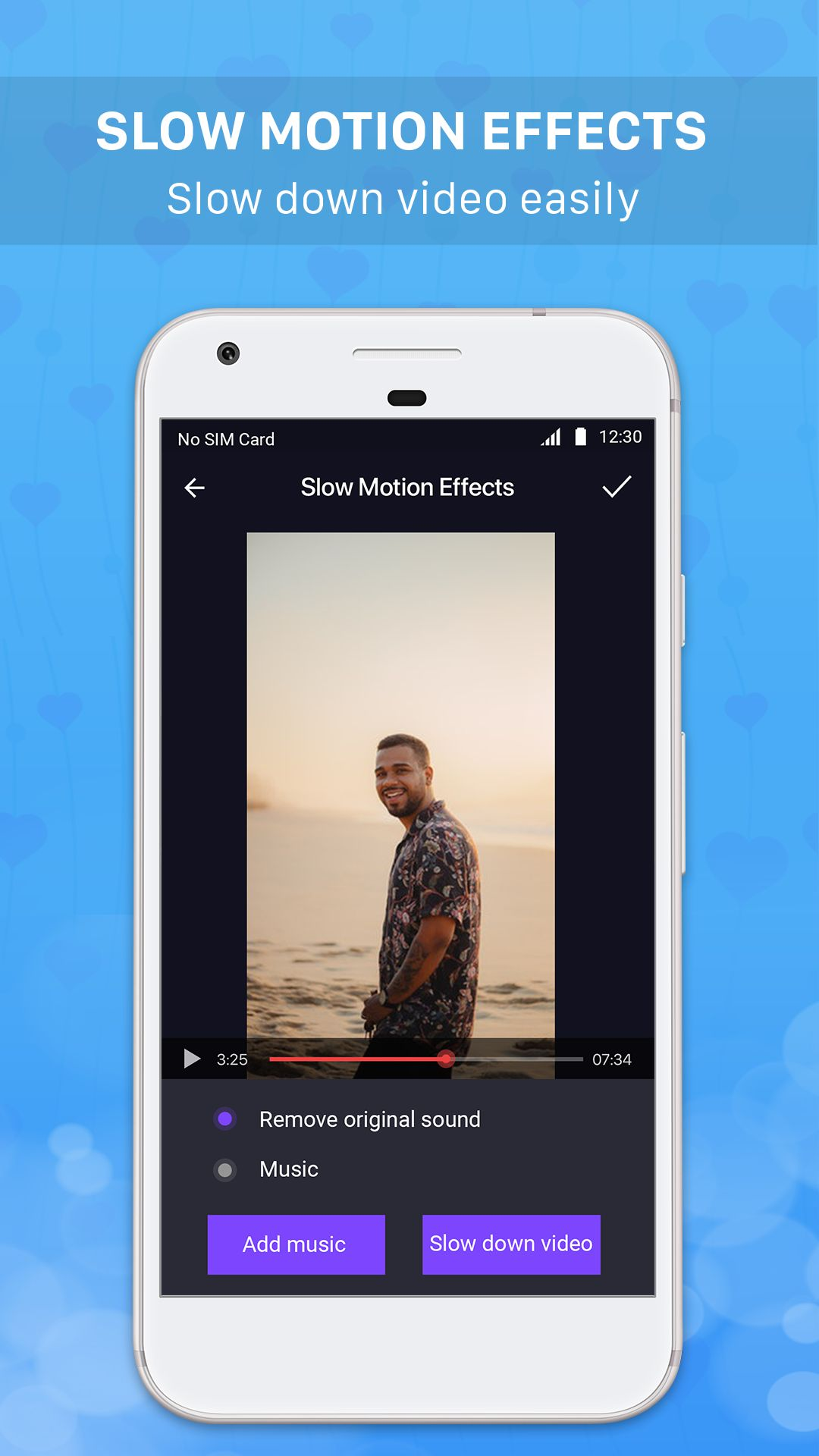 Slow Motion And Speed Up Video - Android Source Co Screenshot 4