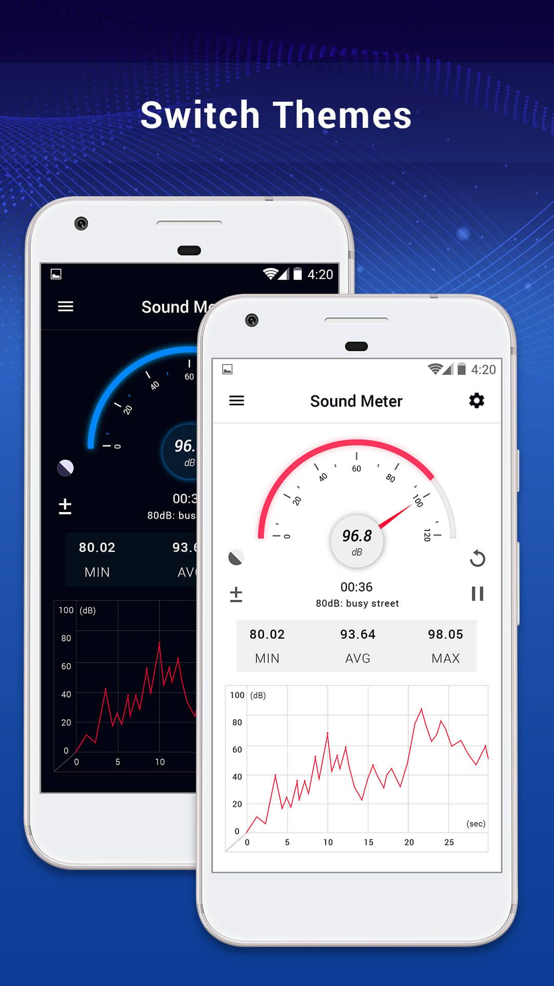 Sound Meter – Noise Level Meter Android Screenshot 8