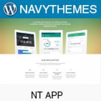 NT App - App Wordpress Theme