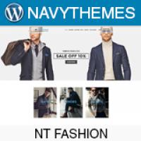 NT Fashion - Fashion Wordpress Theme