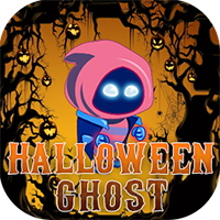 Halloween Ghost - Buildbox Template