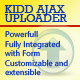 Kidd Ajax Uploader jQuery Plugin