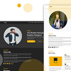 Tvio Responsive Portfolio Bootstrap Template