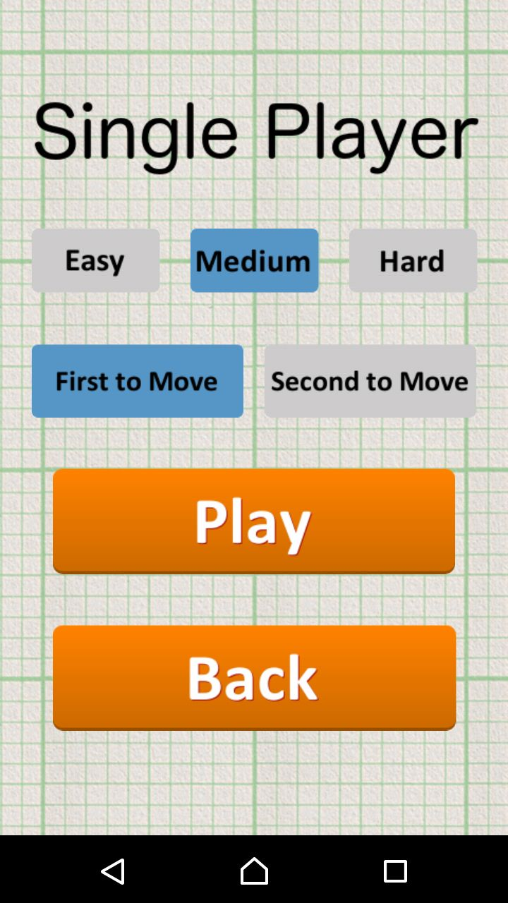 Tic Tac Toe - Android Game Source Code