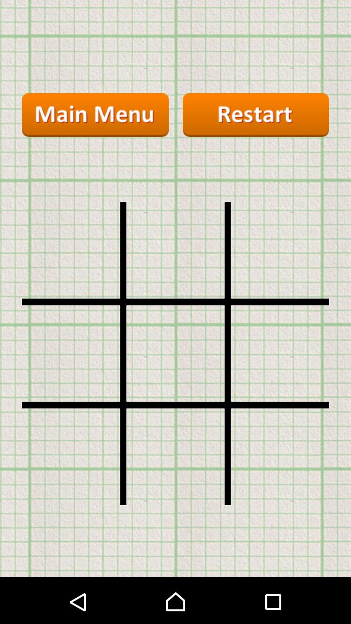 Tic Tac Toe - Android Game Source Code Screenshot 5