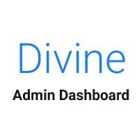 Divine Modern Admin Dashboard