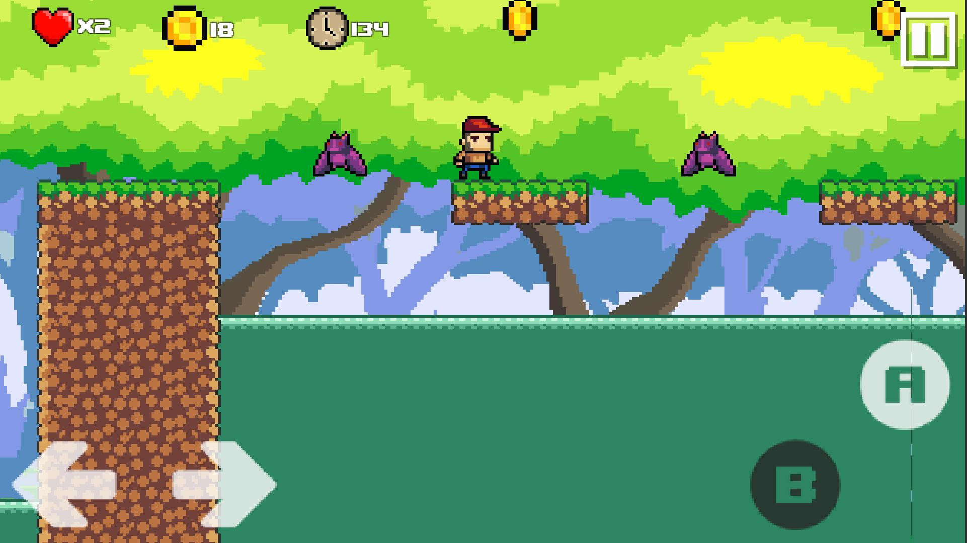 Pix Jungle Adventure - Unity Project Screenshot 2