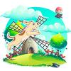 Doggies - Buildbox Template