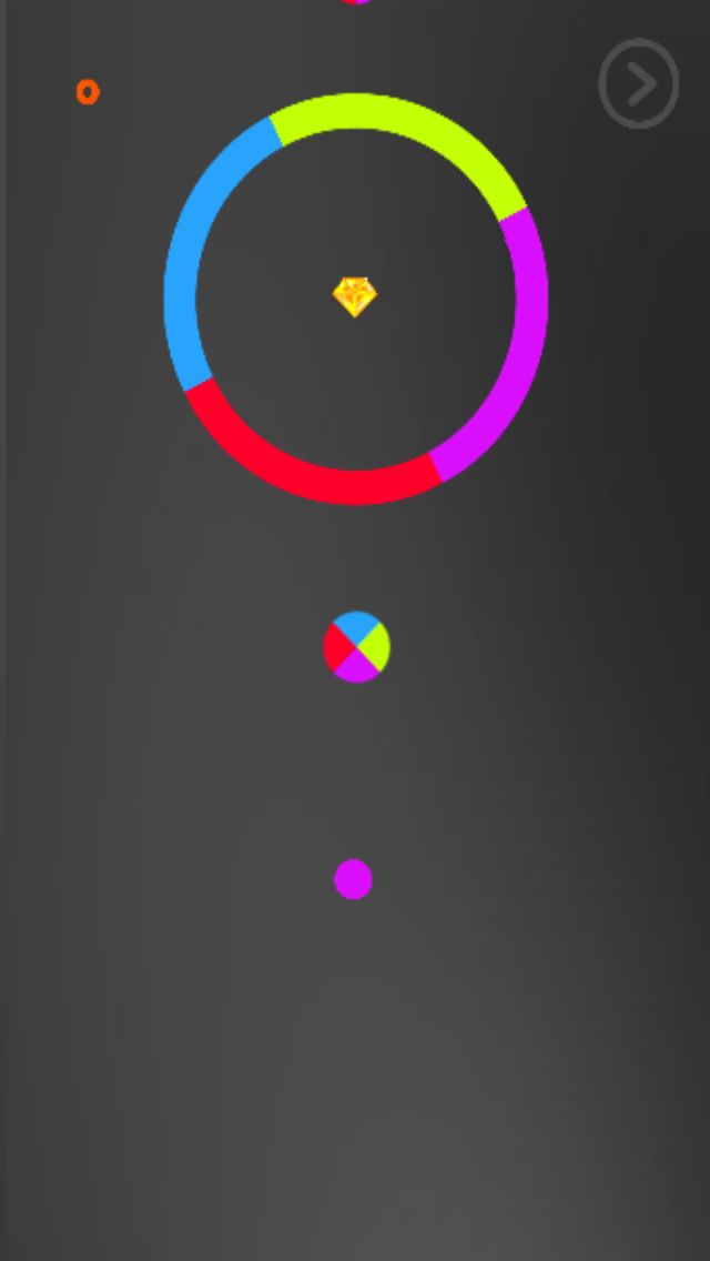 Switchy Colors – Android Buildbox Game Template Screenshot 1