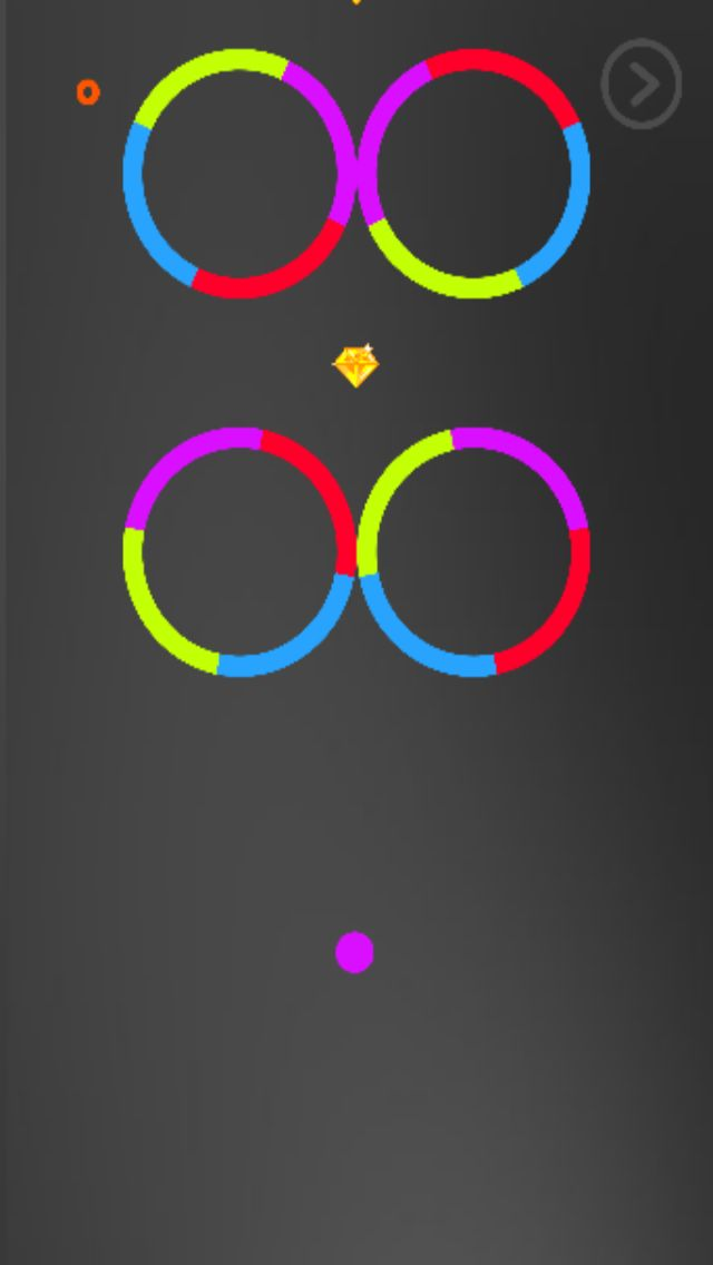 Switchy Colors – Android Buildbox Game Template Screenshot 3