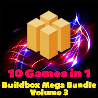 Buildbox Mega Bundle Volume 3