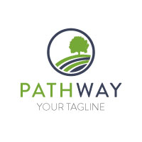 Green Tree Path Logo