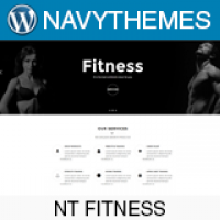 NT Fitness - Fitness Wordpress Theme