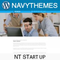 NT Startup – Startup Wordpress Theme