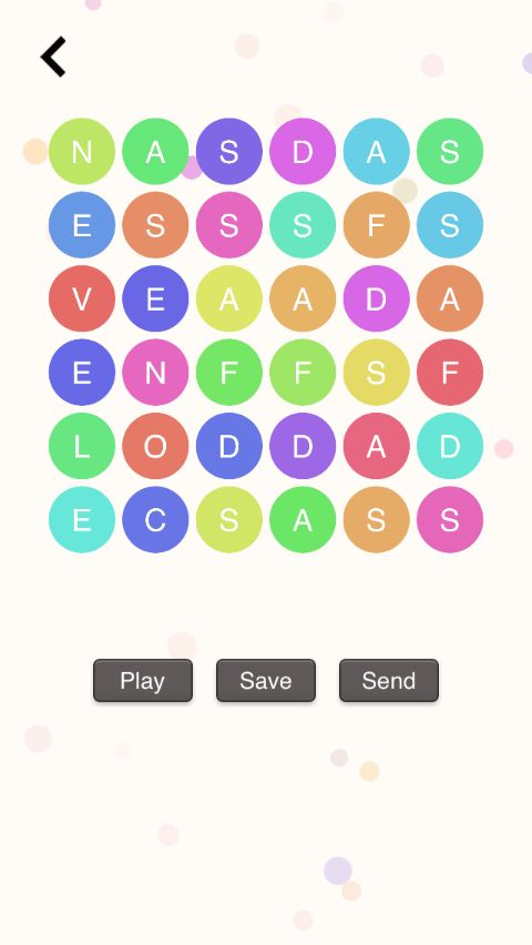 Word Guess - iOS Game Source Code Screenshot 3