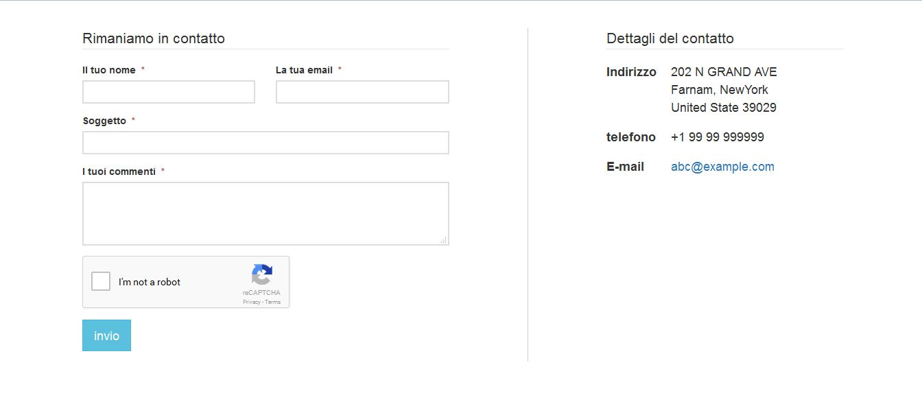 AJAX Multi-language Contact Form - PHP Script Screenshot 8