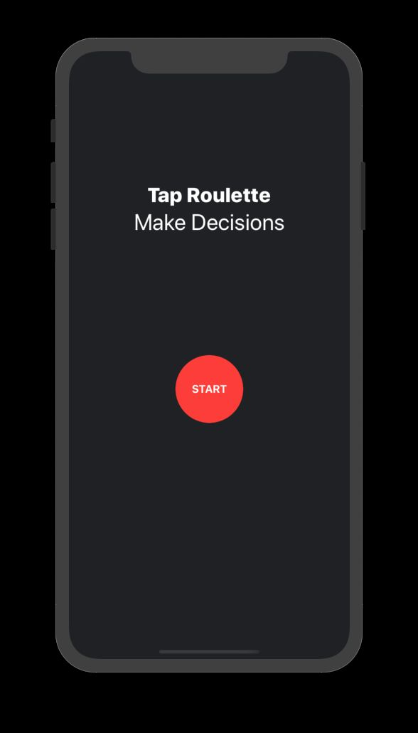 Tap Roulette - iOS Game Template Screenshot 4