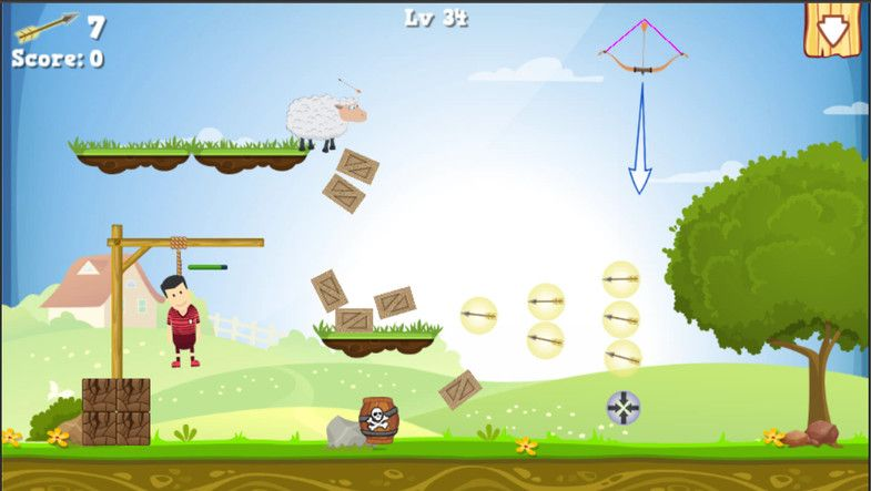 Gibbet - Complete Archery Unity Game Screenshot 3