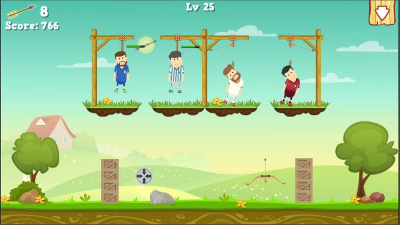 Gibbet - Complete Archery Unity Game Screenshot 4