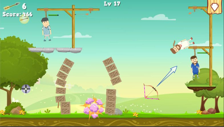 Gibbet - Complete Archery Unity Game Screenshot 5