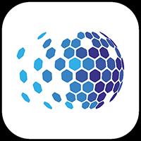 Pixel Hex - Logo Template