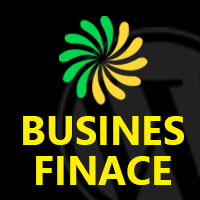 Business Finance - Wordpress Business Theme