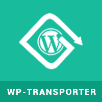 WP-Transporter - WordPress Migration Script