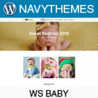 WS Baby - Baby Store WooCommerce Theme