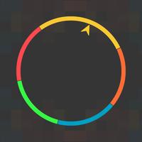 Crazy Infinite Color Wheel - Unity Project