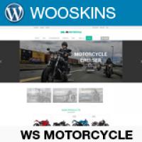 WS Motorcycle – WooCommerce Wordpress Theme