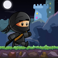 Ninja Power Jumper  - iOS Game Source Code