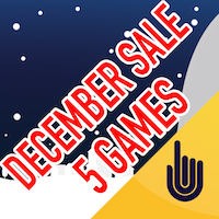 5 iOS Game Templates Sale