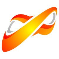 Infinity Loop Logo Design