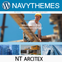 NT Arcitex – WordPress  Architecture Theme