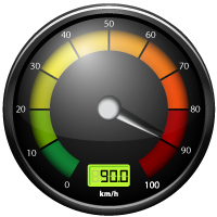 Over Speed Checker GPS SpeedoMeter Android
