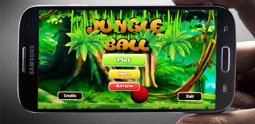 Jungle Ball - Unity Game Source Code Screenshot 9
