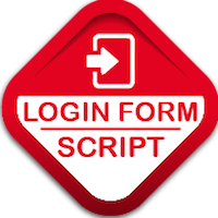 Simple Login & Register - PHP Script