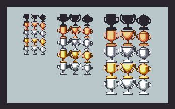 Trophy Cups Pixel Graphics Pack Screenshot 4