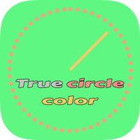 True Circle Color - Unity Source Code