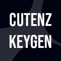 Cutenz - Software Licence Key Management System
