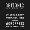 britonic-wordpress-blog-theme