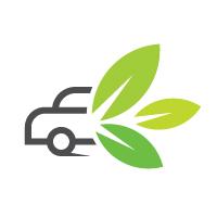 Eco Auto Logo Template