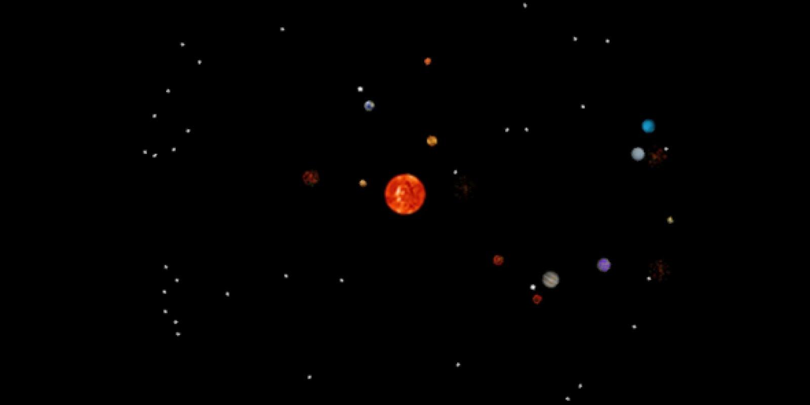 solar system ios - photo #3