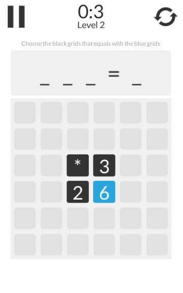 InfiniMATH - Math Puzzle Game Unity Template Screenshot 2