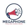 megaphone-logo-design