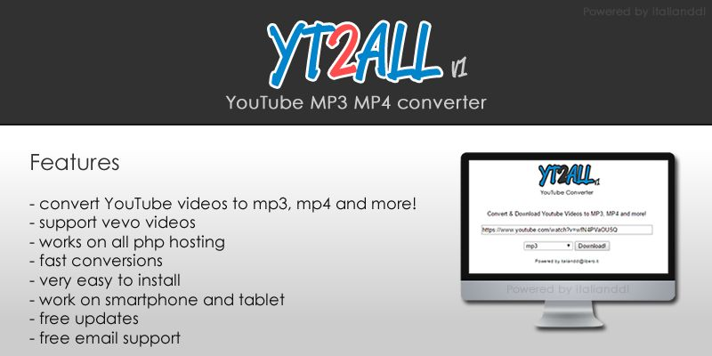 free  youtube converter mp3 mp4