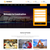 construction-template-html