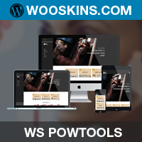 WS Powtools – Tools WooCommerce Theme