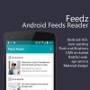 Feedz - Android Feeds Reader App Source Code