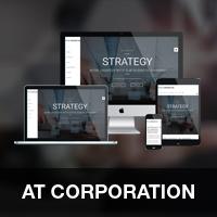 AT Corporation  –  Company Joomla Template